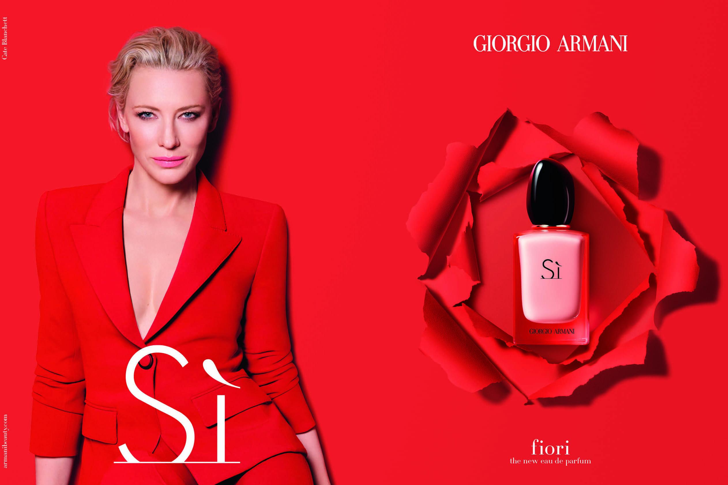 EXCLUSIVE: Giorgio Armani's Sì Scent Readies Next Chapter