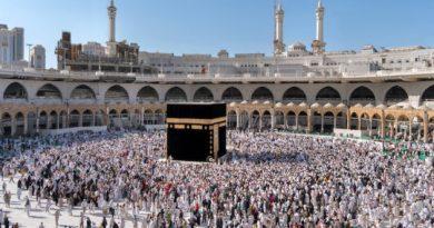 Rising summer heat could soon endanger travelers on annual Muslim pilgrimage
