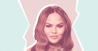 Chrissy Teigen Just Shared A Photo of Her Super Swollen Lip—And The Cause is Surprisingly Common