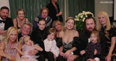 'Hi Everybody!' Kate Hudson's Daughter Rani, 2, Steals the Show with Adorable Golden Globes Cameo