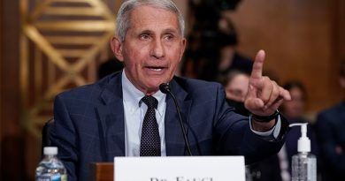 Fighting Fauci: From Ridicule to Death Threats, Attacks Continue